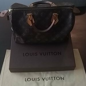 Louis Vuitton Speedy 30,